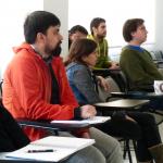 Este viernes 16 de marzo comenzó el Seminario de Estadística Educacional