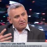 Ernesto San Martín, Director de LIES, discute en Vía Pública de TVN sobre el nuevo sistema electoral