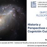 Simposio de Filosofía de la Ciencia – Historia y Perspectivas de la Cognición Cuántica