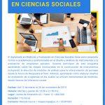 ¡Nuevo! Diplomado en Medición y Evaluación en Ciencias Sociales – MIDE UC – LIES