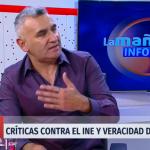 Ernesto San Martín, director de LIES, profundiza en Canal 24 horas sobre la autonomía del INE