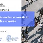 Seminario de Psicometría – Respuestas deseables: el caso de la tolerancia a la corrupción.